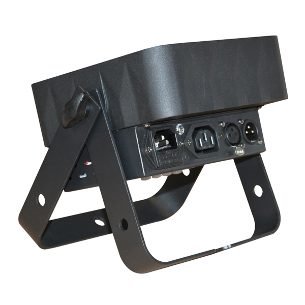 Image of LEDJ SLIMLINE 5 LED PANEL - BLACK
