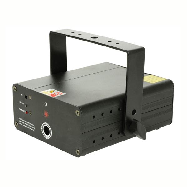 Image of QTX FRACTAL 250 RGB LASER