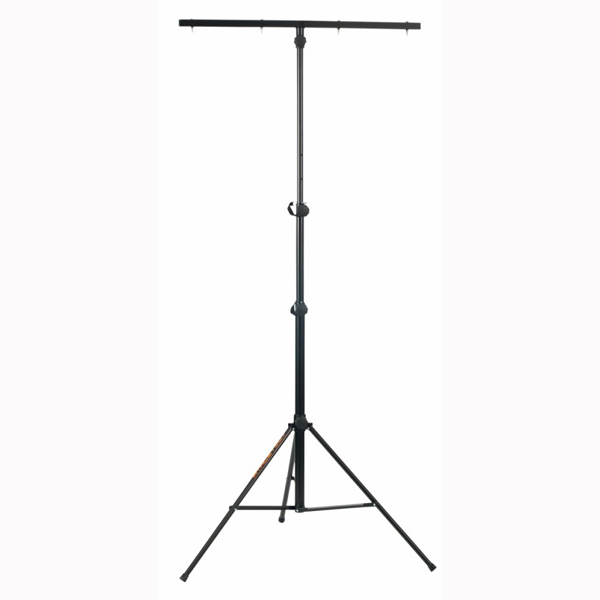 Image of ATHLETIC STANDS LS4 LIGHTING STAND & 1m T BAR