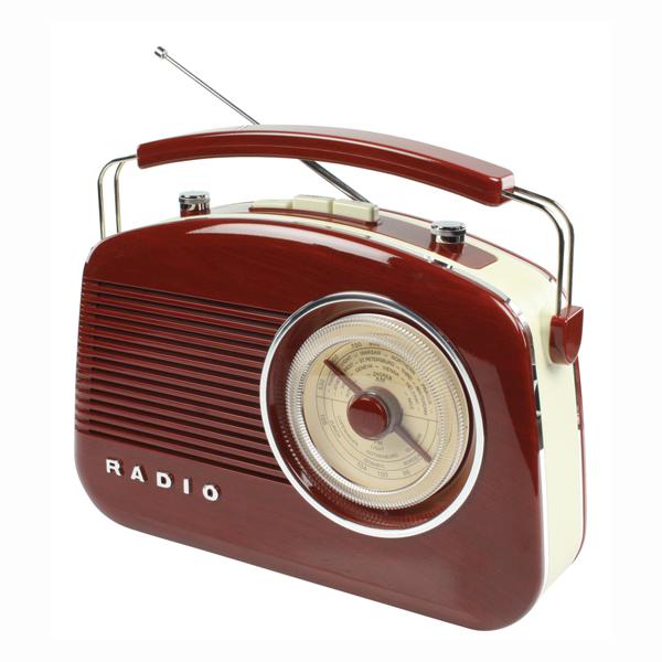 Радиоприемники ретро дизайн