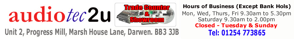 Disco Equipment and Home Entertainment Accessories