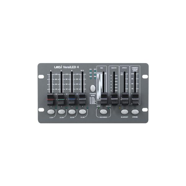 Image of LEDJ MINI DMX 4 CH CONTROLLER