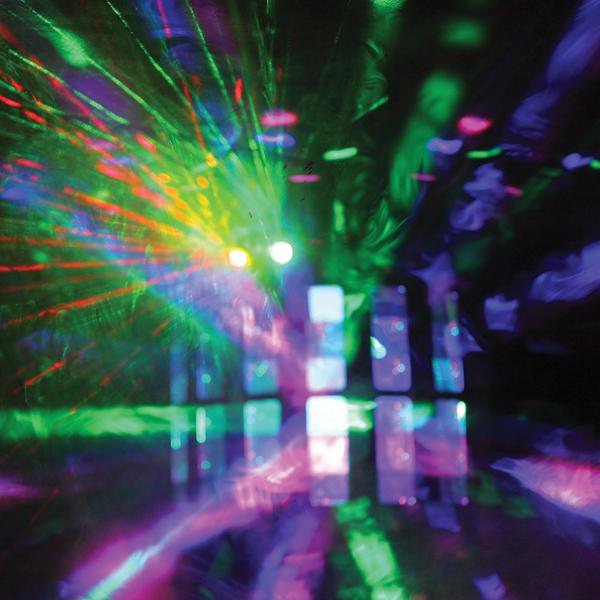 Image of QTX SURGE 4 IN 1 LED DMX LIGHT EFFECT