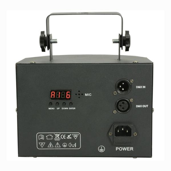 Image of QTX LED DERBY 9 DMX LED LIGHT EFFECT