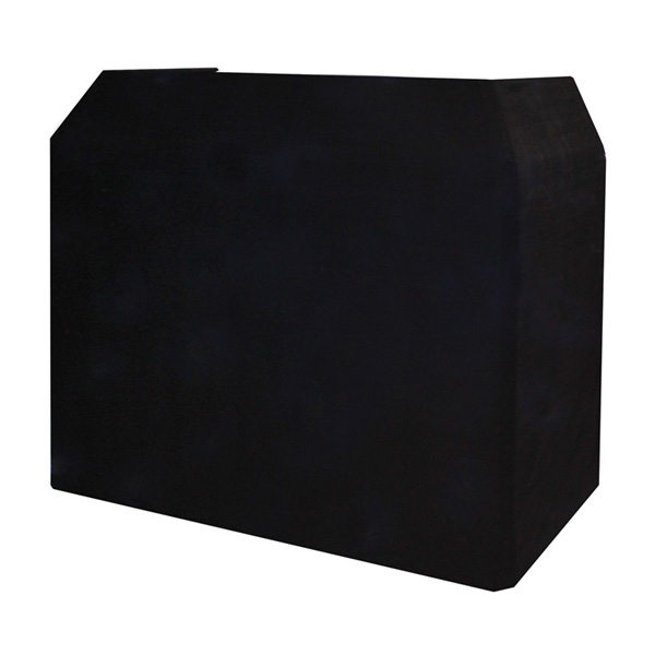 Image of EQUINOX DJ BOOTH SYSTEM - REPLACEMENT BLACK LYRA CLOTH