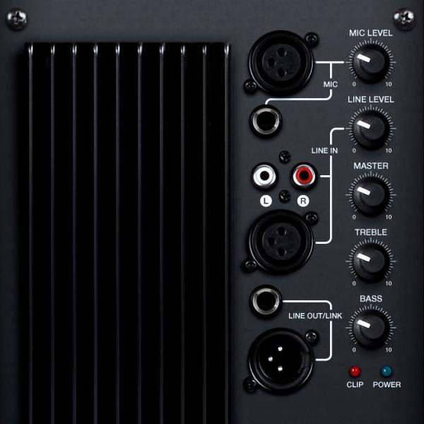 Image of KAM RZ15A V3 ACTIVE SPEAKER 250W RMS 1000W PEAK (PAIR)